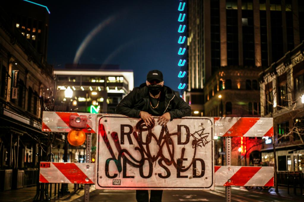 Adam Esposito Boise Downtown | Road Closed